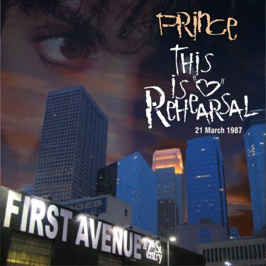 Prince - This Is A Rehearsal
