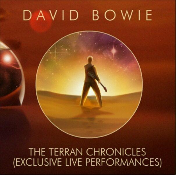 David Bowie - The Terran Chronicles (Exclusive Live Performances) 2CD