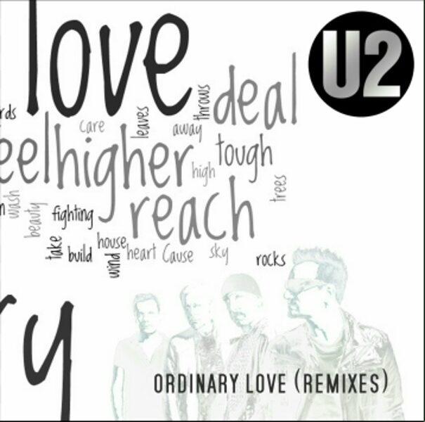 U2 - Ordinary Love (Remixes)