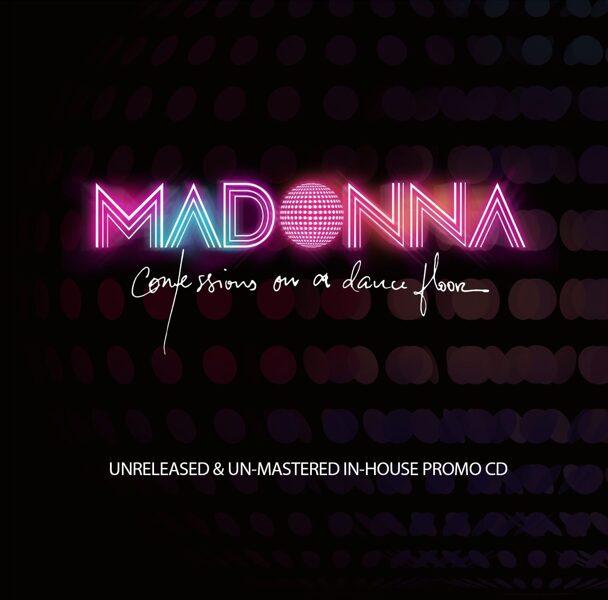 Madonna - Confessions On A Dance Floor (Demos)