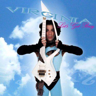 Prince - Virginia, Lets Get Busy 2CD